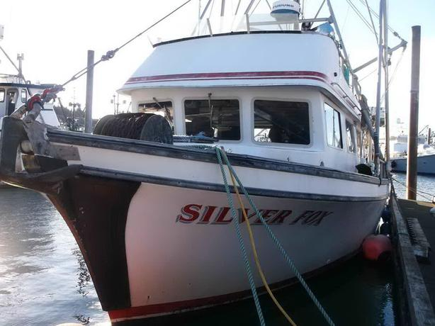 Commercial Longliner Fishing Boat For Sale - Silver Fox