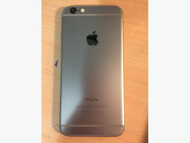 iPhone 6 16 gb telus/koodo