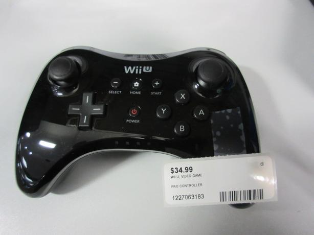 WII PRO CONTROLER