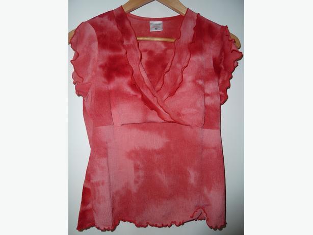 shirt Motherhood Nursing top size M - pink MATERNITY