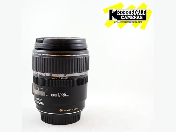 Canon 17-85mm F4-5.6 IS EF-S Lens