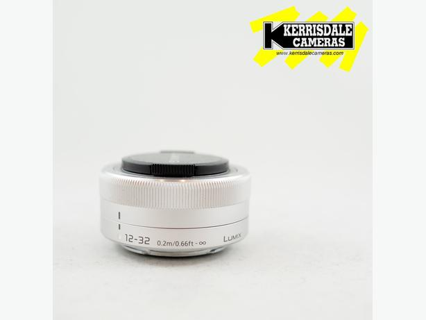 Panasonic 12-32mm F3.5-5.6 Lens for Micro 4/3