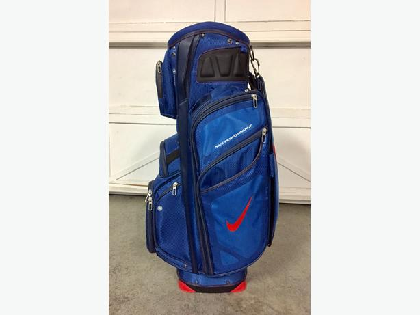 Nike Performance Cart Bag - used 3 times