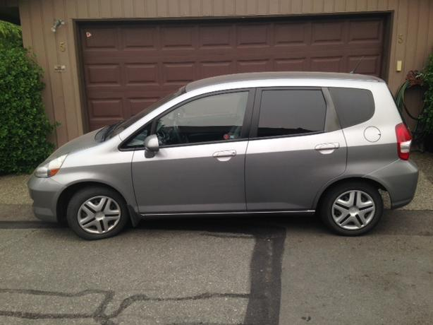 2008 Honda Fit -- Low Kms, Local Car, No Accidents