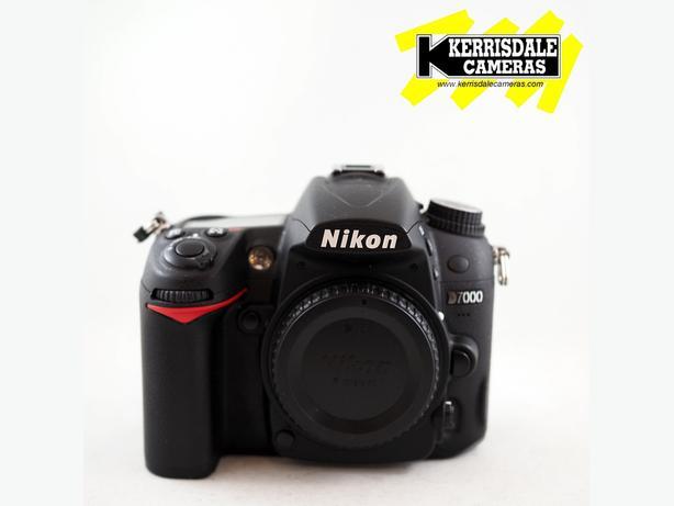 Nikon D7000 Body - 16 Megapixel