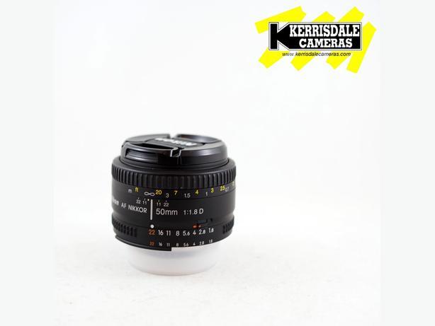Nikon 50mm F1.8 AFD Lens