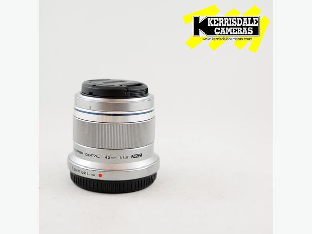 Olympus 45mm F1.8 Lens for Micro 4/3