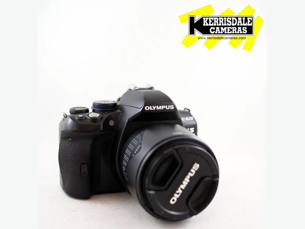 Olympus E620 with 14-42mm Lens - 12 Megapixel