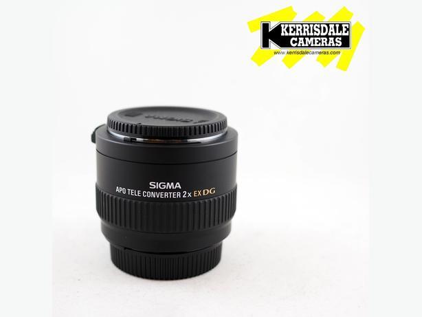 Sigma 2x Teleconverter APO DG EX for Nikon