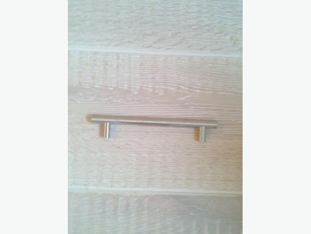 25 Brushed Chrome Cabinet Handles