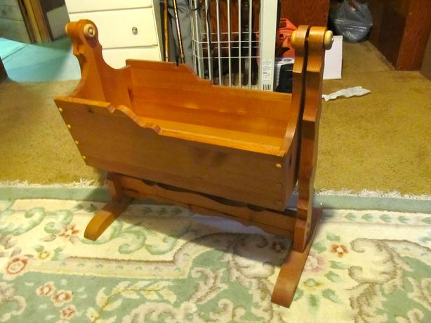 Great Handmade Cradle