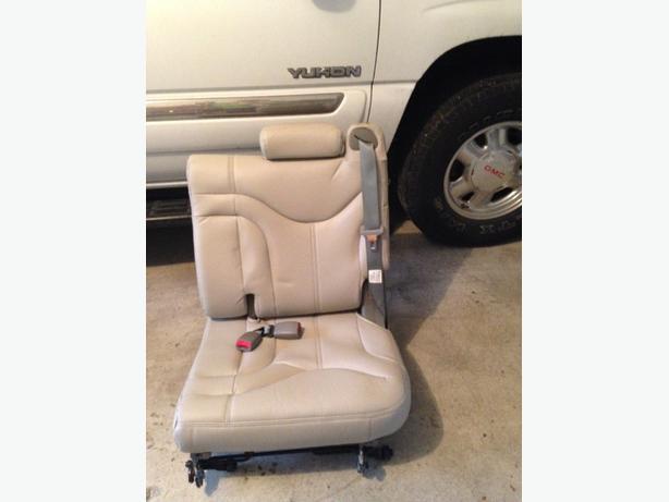 yukon back seats