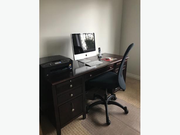 Stanley Computer File Desk