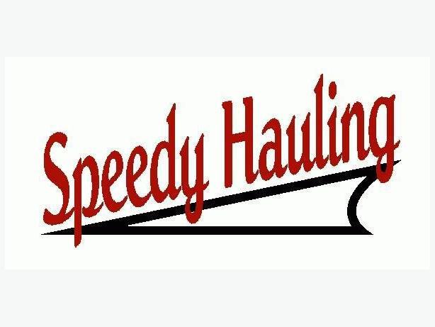 Speedy Hauling & Junk Removal