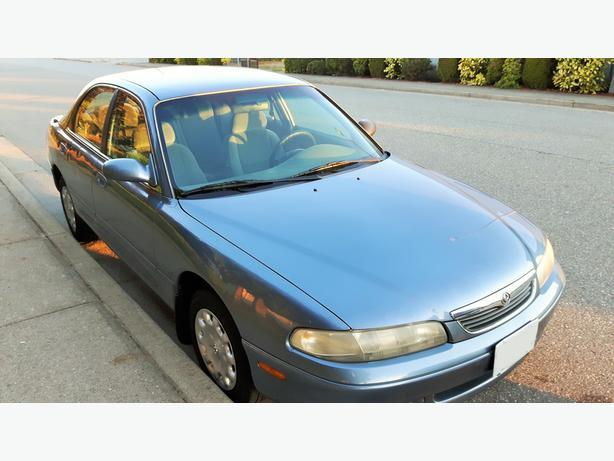 1997 Mazda 626 LX Sedan