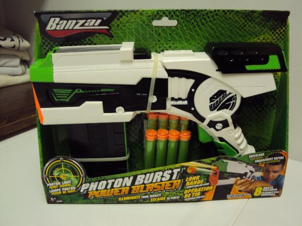 photon burst blaster