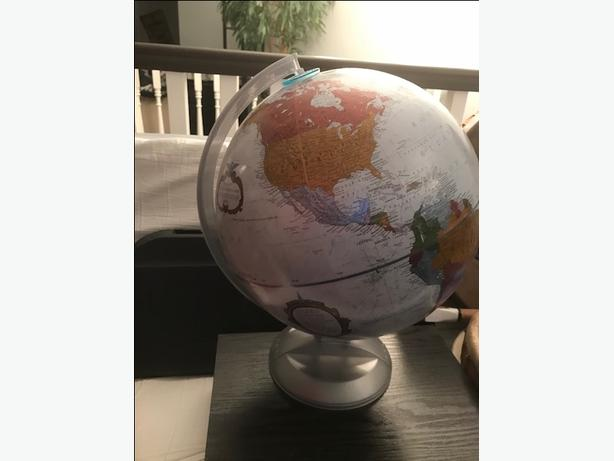 World Globe - Desk