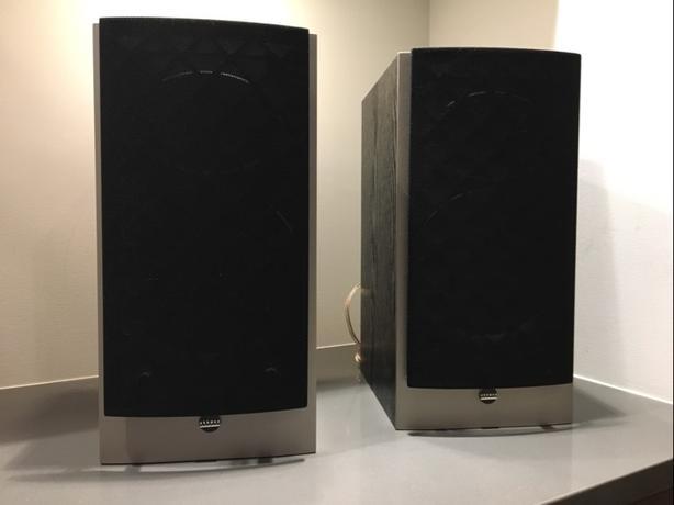 Athena Technologies Audition Series AS-B2 Bookshelf Speakers