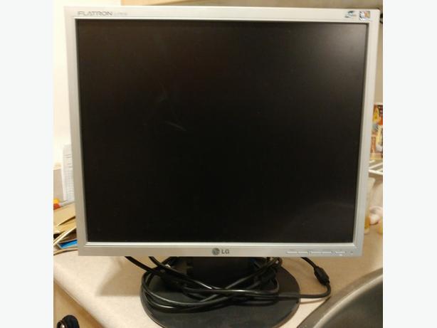 LG 17515 Monitor