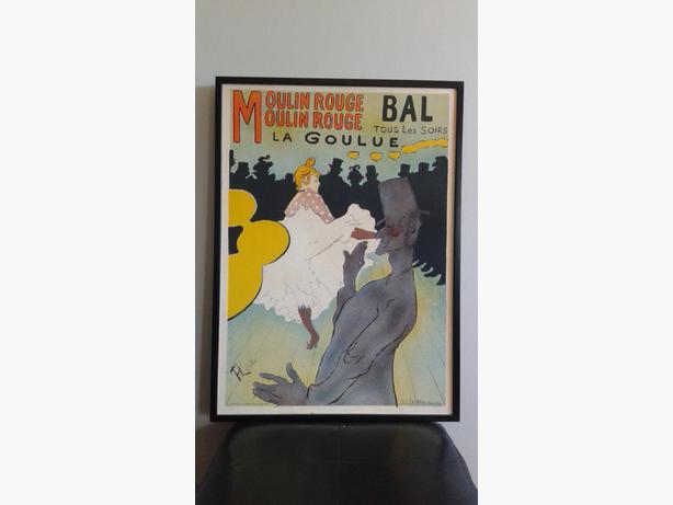 Bal -  Moulin Rouge Art
