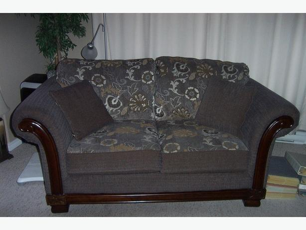 Beautiful Loveseat Couch
