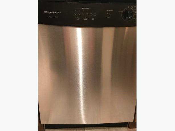 Frigidaire Stainless Steel D/W