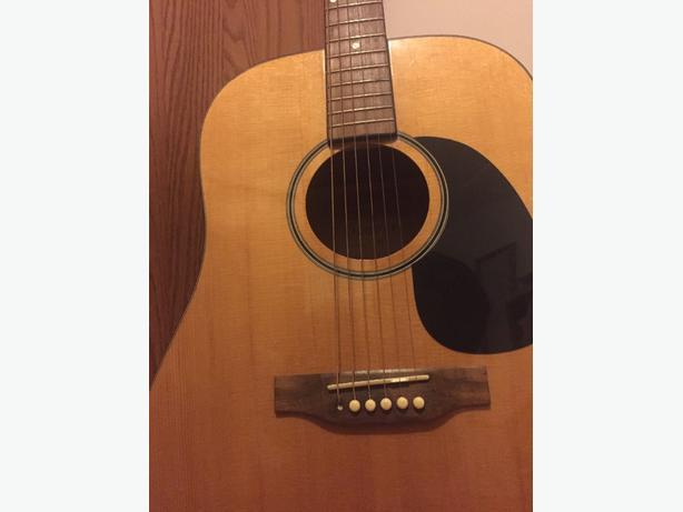 Acoustic guitar (Denver)