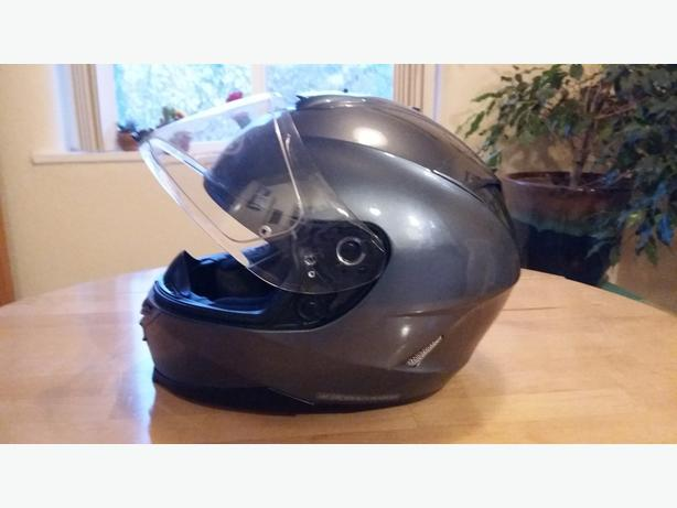 HJC Full Face Motorcycle Helmet size M