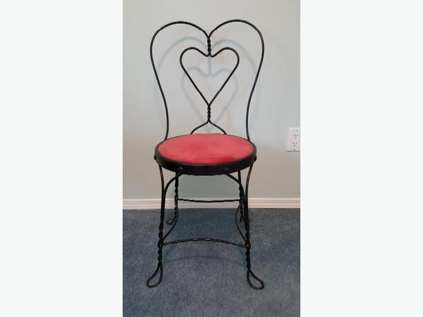 Soda Shoppe chair