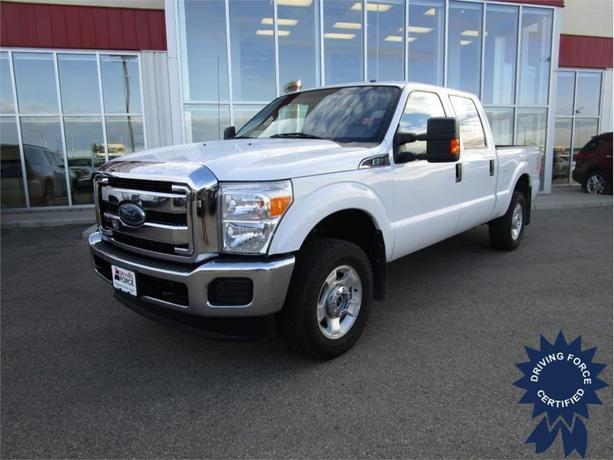 2014 Ford F-250 Super Duty SRW XLT