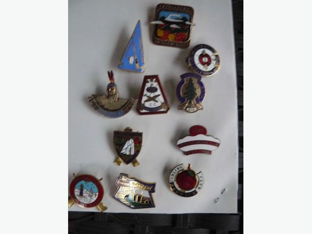 vintage curling pins