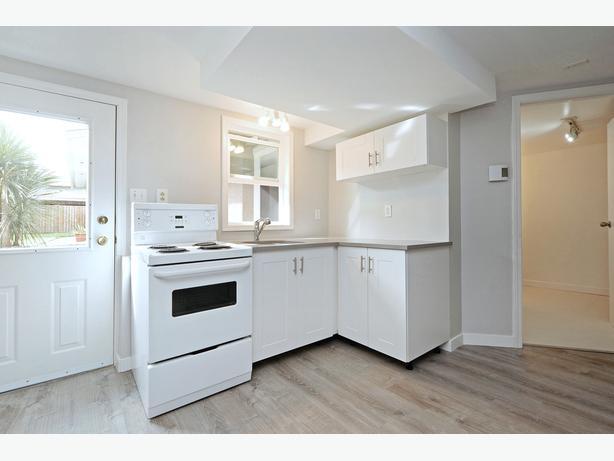 Brand new 2 bedroom Basement suite