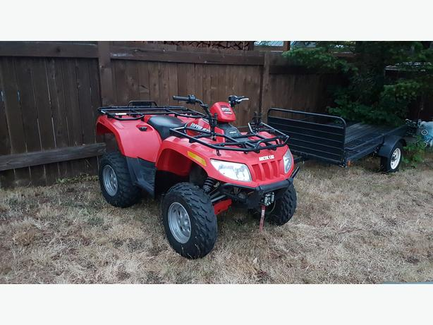 2007 Arctic Cat 500 ATV