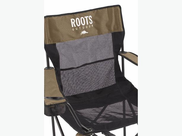 Roots Camping Chair w/ Footrest