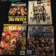 Wwe wrestling wwf magazines rock Austin