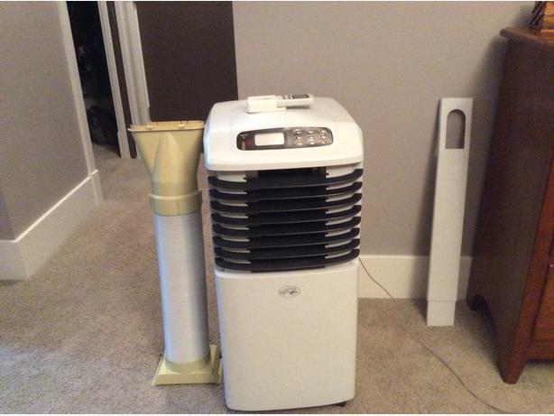 FREE: Hampton Bay Air conditioner, fan and heater.
