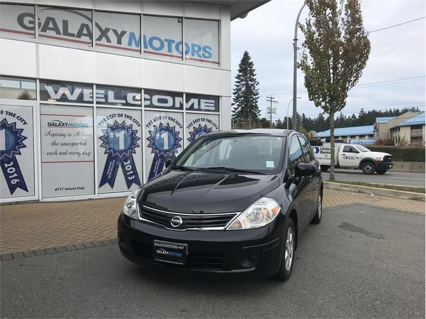 2011 Nissan Versa 1.8 SL - AIR CONDITIONING. REMOTE KEYLESS ENTRY, ALLOYS
