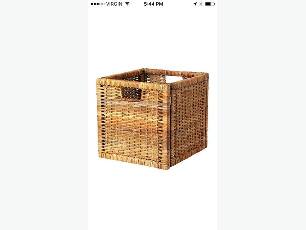 Ikea Baskets