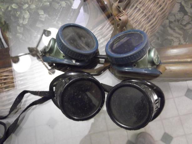 Vintage Welders goggles
