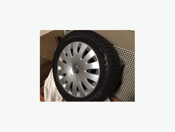 VW Golf / Rabbit Snow Tire Package