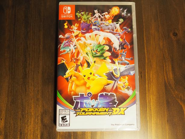 Pokken Tournament DX Video Game - Nintendo Switch