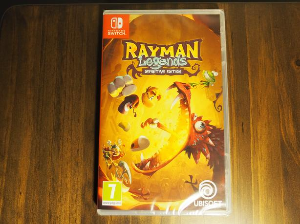 Rayman Legends -Nintendo Switch