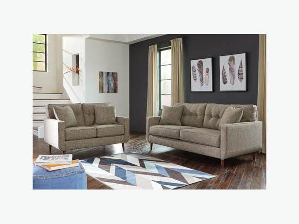 New Dahra Jute Sofa Collection