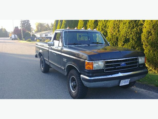 Good 4x4 1991 F-150 XLT Lariat Daily driver