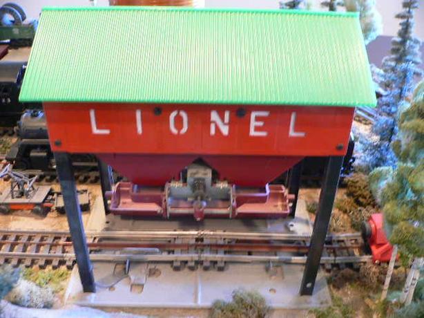 Lionel #497 Coal Loader w/OB