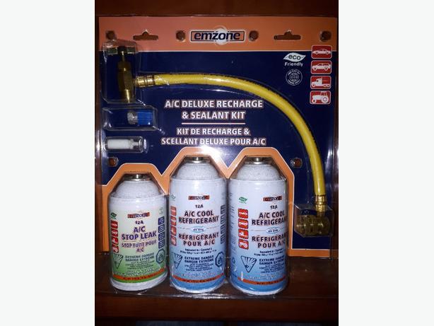 FREE: R12A A/C repair kit