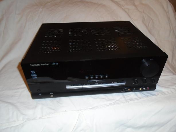 `Harmon Kardon AVR125 - Surround Sound Amp