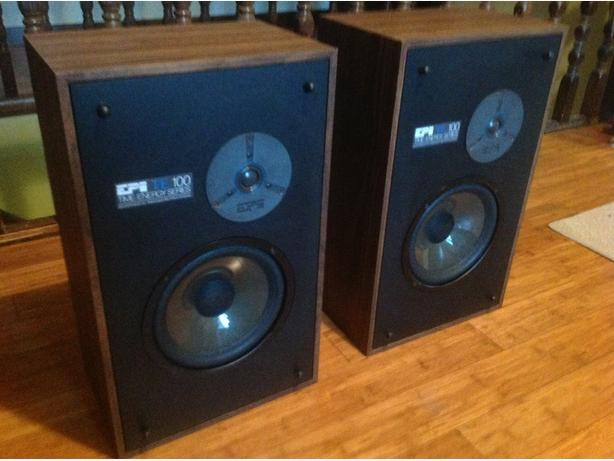 EPI T/E 100 speakers