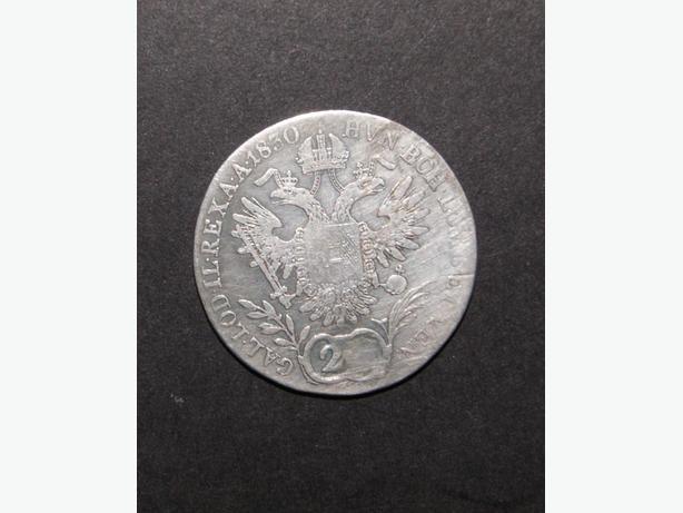 SILVER 1830 AUSTRIA COIN