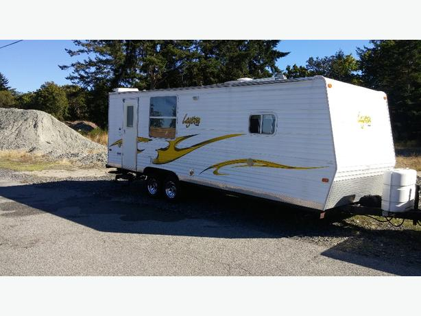WANTED: PARKING SPOT FOR OUR TRAILER